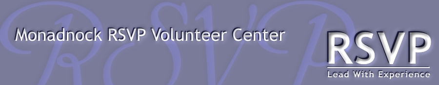 Monadnock RSVP Volunteer Center